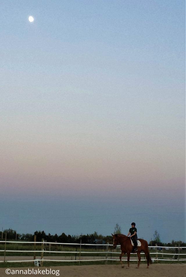 WM moon ride