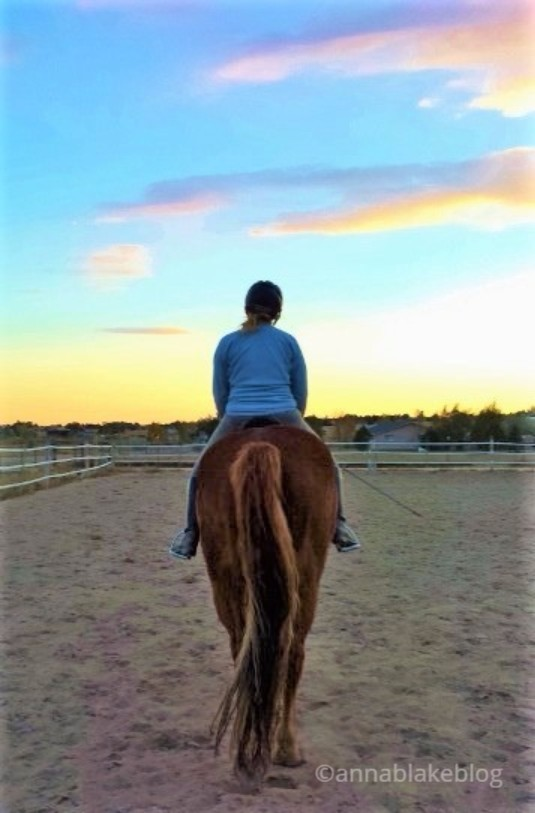 Part Three: Riding Above Fear
